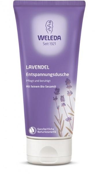 Weleda Lavendel Entspannungsdusche 200 ml