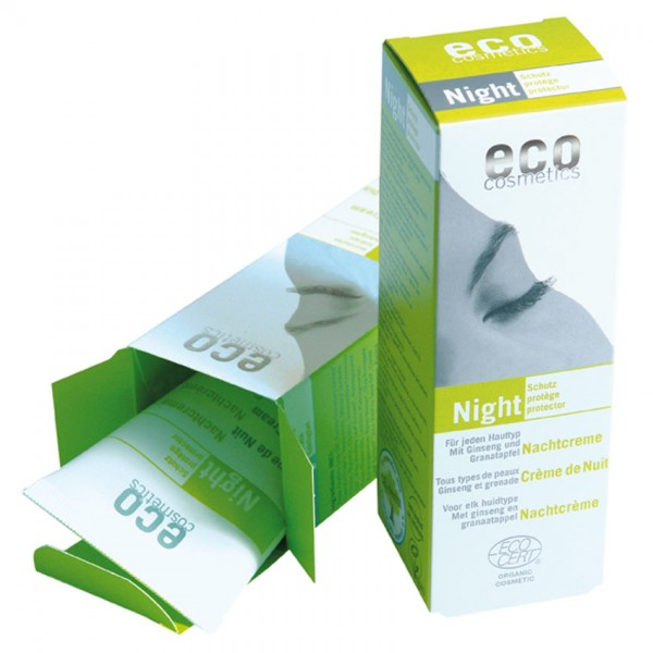 Eco Cosmetics Nachtcreme 50ml