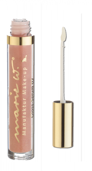marie w. Lip Gloss Serum 02 warm